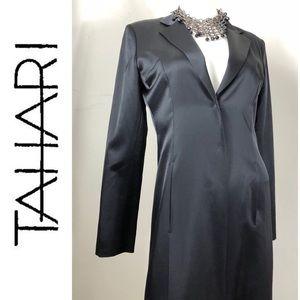 T A H A R I. Duster Coat